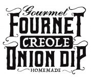 Gourmet Fournet Creole Onion Dips